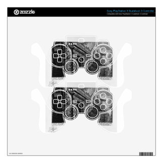 The Roman antiquities, t. 1, Plate XII. Aqua... PS3 Controller Decals