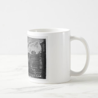 The Roman antiquities, t. 1, Plate XIII. Column... Classic White Coffee Mug