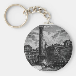The Roman antiquities, t. 1, Plate XIII. Column... Keychain