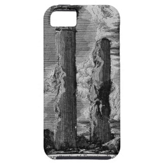 The Roman antiquities, t. 1, Plate XIV by Giovanni iPhone SE/5/5s Case