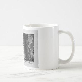 The Roman antiquities, t. 1, Plate XIV. Pantheon. Coffee Mug