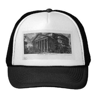 The Roman antiquities, t. 1, Plate XIV. Pantheon. Trucker Hat