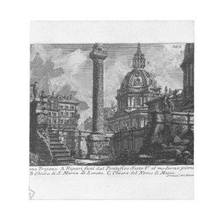 The Roman antiquities, t. 1, Plate XXIX. Trajan`s Notepad