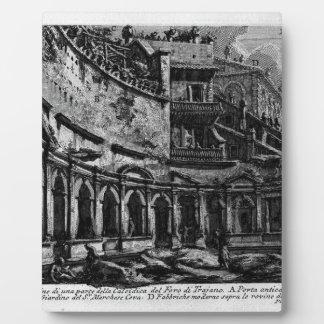 The Roman antiquities, t. 1, Plate XXIX. Trajan`s Photo Plaque