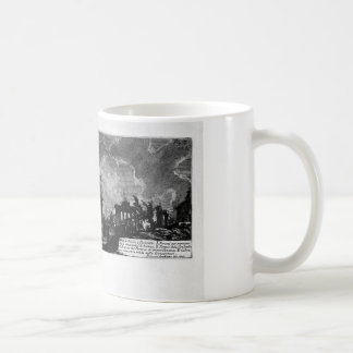 The Roman antiquities, t. 1, Plate XXXI. Arch ... Coffee Mug