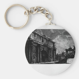 The Roman antiquities, t. 1, Plate XXXI. Arch ... Keychain