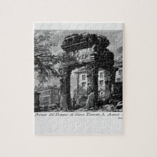 The Roman antiquities, t. 1, Plate XXXII. Ruins Jigsaw Puzzle