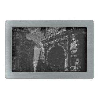 The Roman antiquities, t. 1, Plate XXXIV. Veduta Belt Buckle