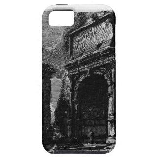 The Roman antiquities, t. 1, Plate XXXIV. Veduta iPhone SE/5/5s Case