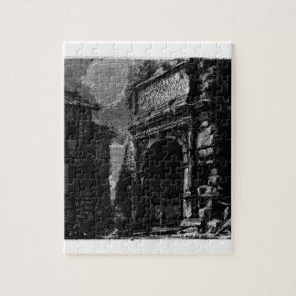 The Roman antiquities, t. 1, Plate XXXIV. Veduta Jigsaw Puzzle