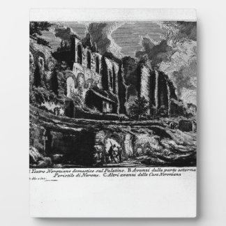 The Roman antiquities, t. 1 Plate XXXV by Giovanni Plaques