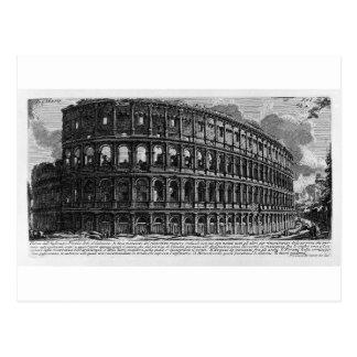 The Roman antiquities, t. 1, Plate XXXVII Postcard