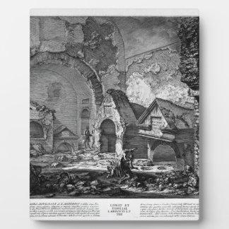 The Roman antiquities, t. 2, Plate IX. Plan Photo Plaques