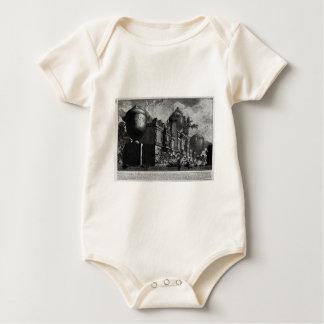The Roman antiquities, t. 2, Plate LVII Baby Bodysuit