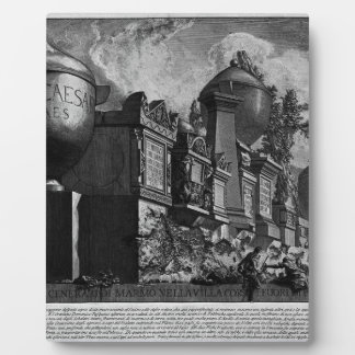 The Roman antiquities, t. 2, Plate LVII Photo Plaques
