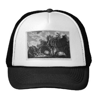 The Roman antiquities, t. 2, Plate LX. A view Trucker Hat