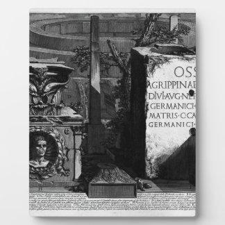 The Roman antiquities, t. 2, Plate LXIII Photo Plaque
