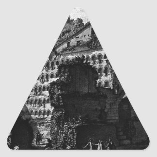The Roman antiquities, t. 2, Plate XLI. External Triangle Sticker