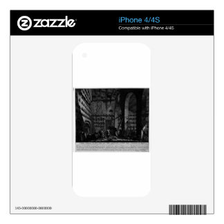 The Roman antiquities, t. 2, Plate XLII. Interior Decals For iPhone 4S