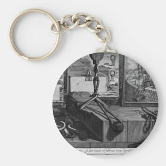 The Roman antiquities, t. 3, Plate LIV Keychain