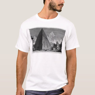The Roman antiquities, t. 3, Plate XL. View of the T-Shirt