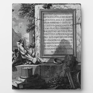 The Roman antiquities, t. 3, Plate XLIII. Nuts... Display Plaques