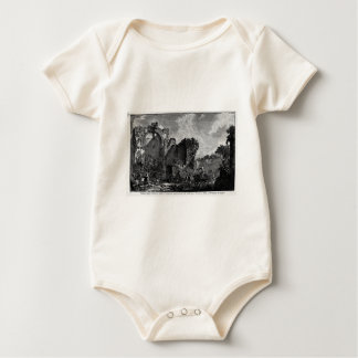 The Roman antiquities, t. 3, Plate XXII Baby Bodysuit