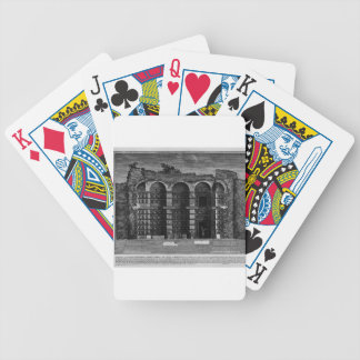 The Roman antiquities, t. 3, Plate XXIII. Cutaway Bicycle Playing Cards