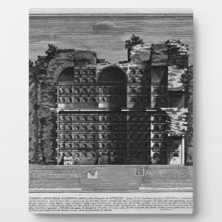 The Roman antiquities, t. 3, Plate XXIV Display Plaques
