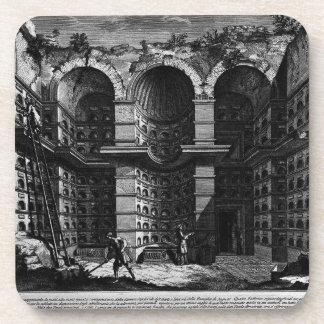 The Roman antiquities, t. 3, Plate XXVI Drink Coaster