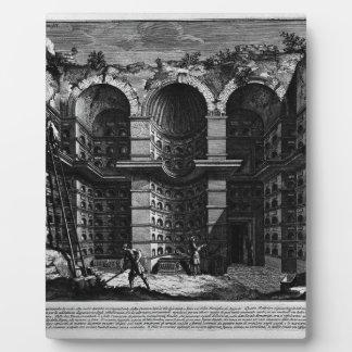 The Roman antiquities, t. 3, Plate XXVI Plaque