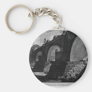 The Roman antiquities, t. 4, Plate XIII Keychain