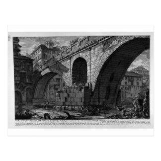 The Roman antiquities, t. 4, Plate XVI Postcard