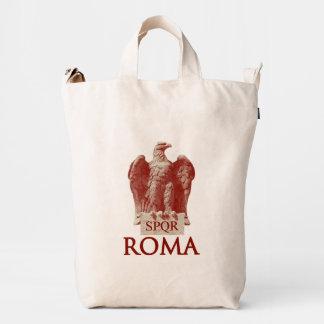 The Roman Aquila Duck Bag