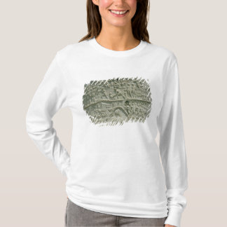 The Roman army crossing the Danube T-Shirt