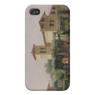 The Roman Baths, 1848 iPhone 4/4S Cover