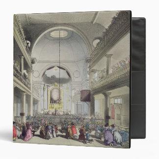 The Roman Catholic Chapel, Lincolns Inn Fields, fr 3 Ring Binder