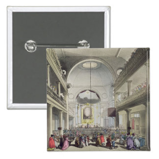 The Roman Catholic Chapel, Lincolns Inn Fields, fr Button