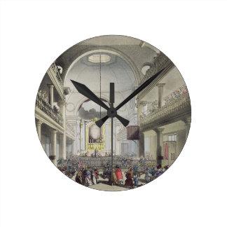 The Roman Catholic Chapel, Lincolns Inn Fields, fr Round Clock