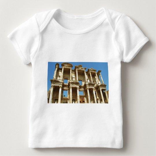 The Roman Celsus Library, Ephesus, Turkey Baby T-Shirt