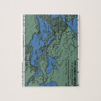 The Roman Empire At Its Greatest Extent Jigsaw Puzzle