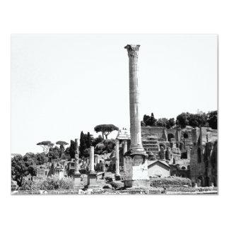 The Roman Forum Card