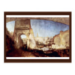 The Roman Forum For Mr. Soane'S Museum By Turner Postcard