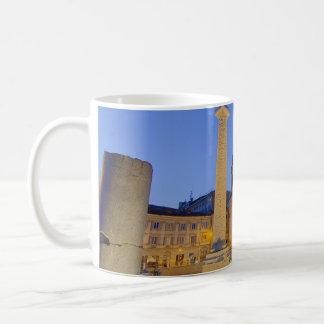 The Roman Forum in Rome Coffee Mug