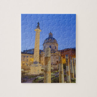 The Roman Forum in Rome Jigsaw Puzzle