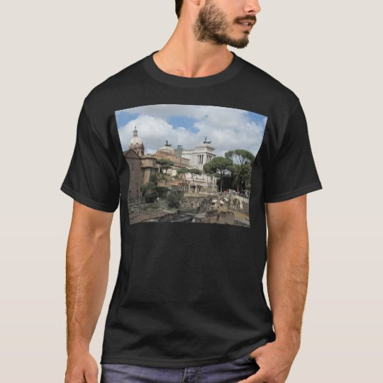 The Roman Forum - Latin: Forum Romanum T-Shirt