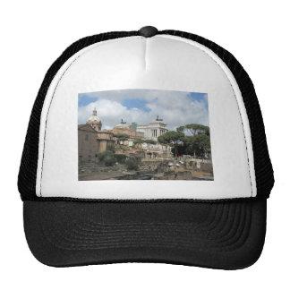 The Roman Forum - Latin: Forum Romanum Trucker Hat