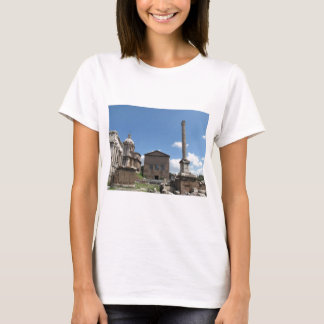 The Roman Forum · Photo, exterior T-Shirt