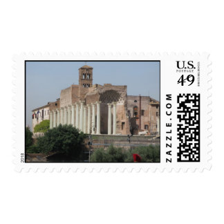The Roman Forum Stamps