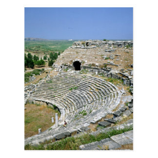 The Roman theatre, 1st-2nd centuries AD Postcard